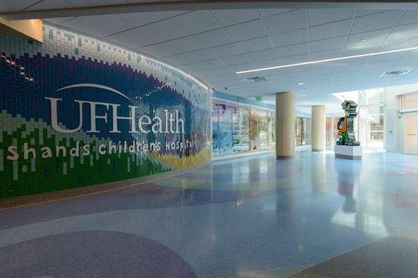UF Health Pediatric Hospital