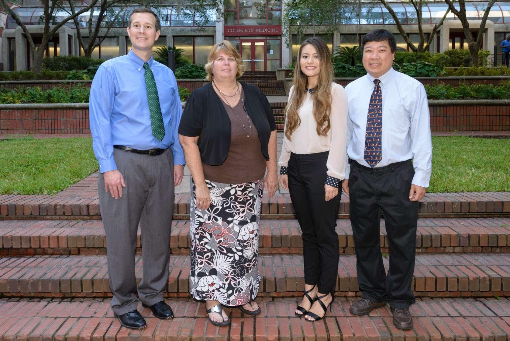 Hemophilia and Hemostasis Treatment Center Team Photo