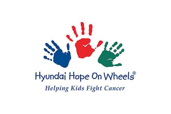 Hyundai Hope on Wheels Foundation Logo