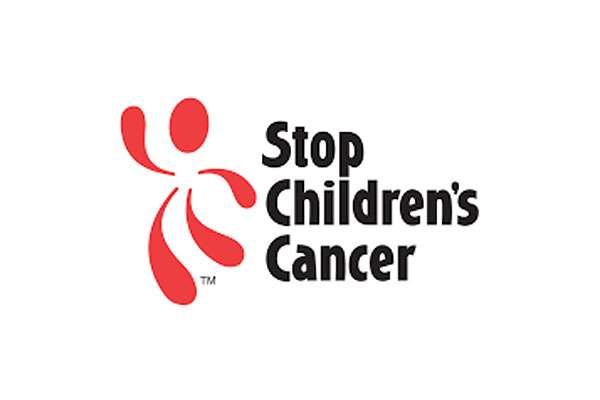Stop Children's Cancer Logo